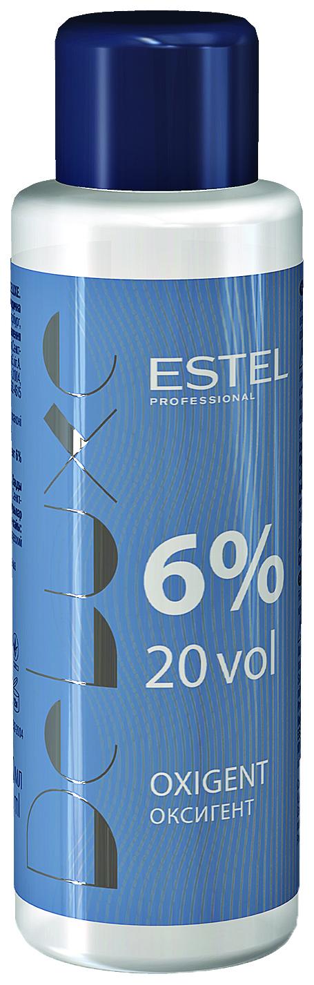Проявитель Estel Professional De Luxe Oxigent 6%