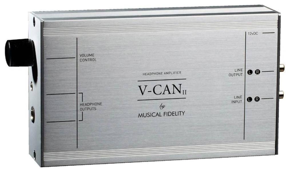 Усилитель для наушников Musical Fidelity V