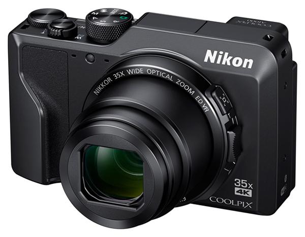 Фотоаппарат цифровой компактный Nikon Coolpix A1000 Black