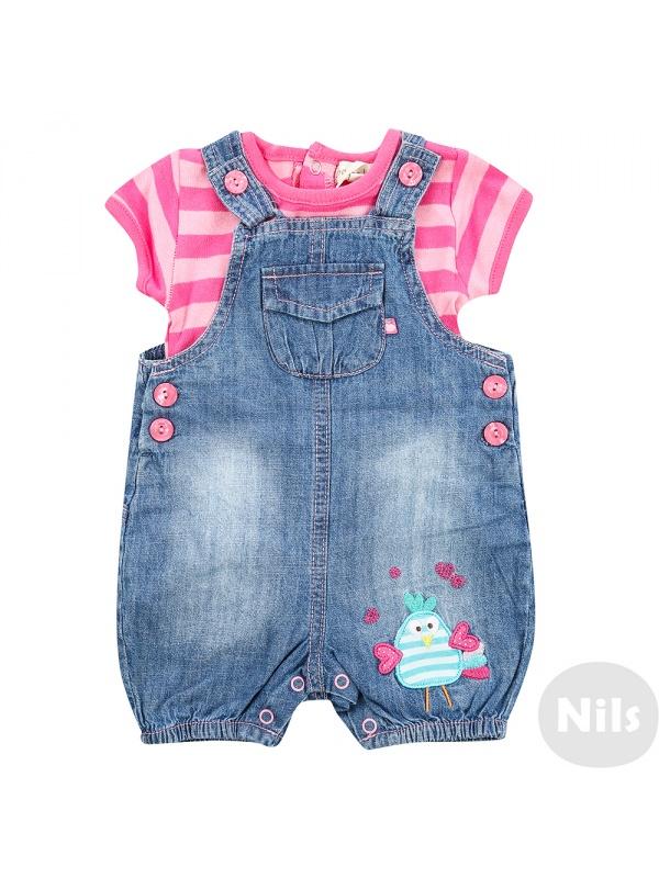 Комплект одежды детский BABALUNO розовый р.56
