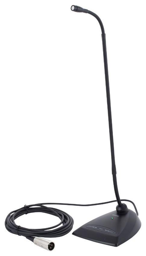 Микрофон Shure MX418D/C на гибком держателе