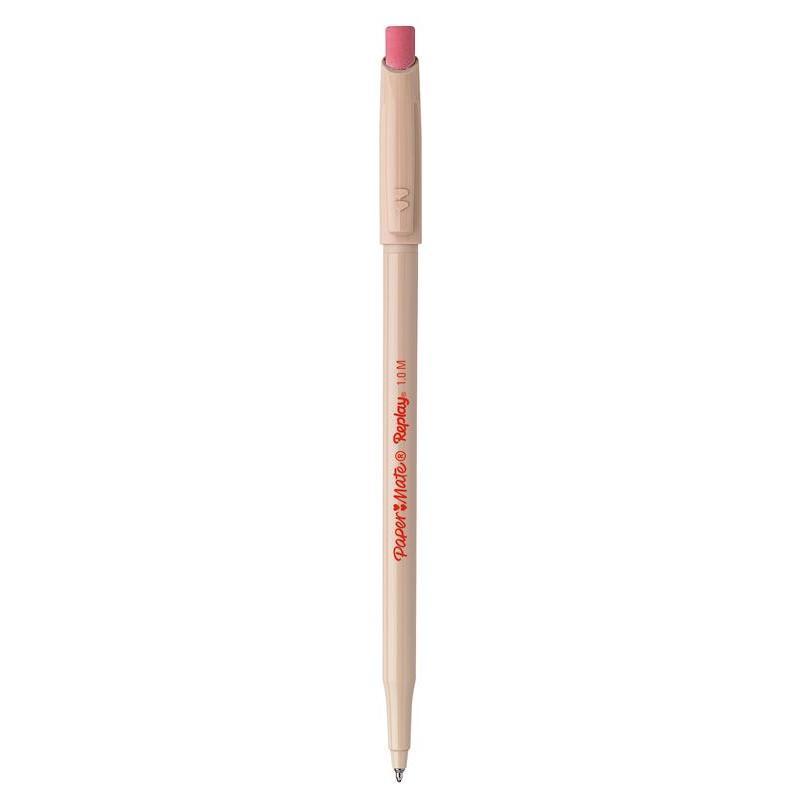 Шариковая ручка со стираемыми чернилами \