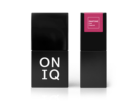 Гель-лак для покрытия ногтей Oniq Pantone: Pink Peacock, 10 мл