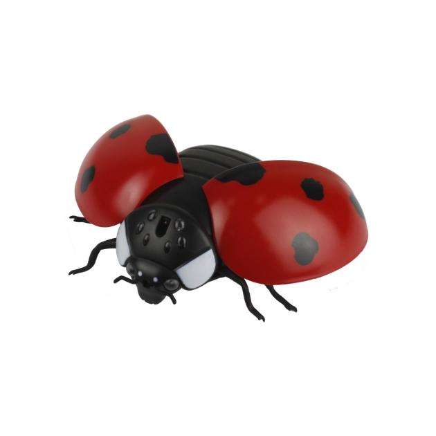 Купить Игрушка интерактивная 1 TOY Робо-божья коровка робот Robo Life,