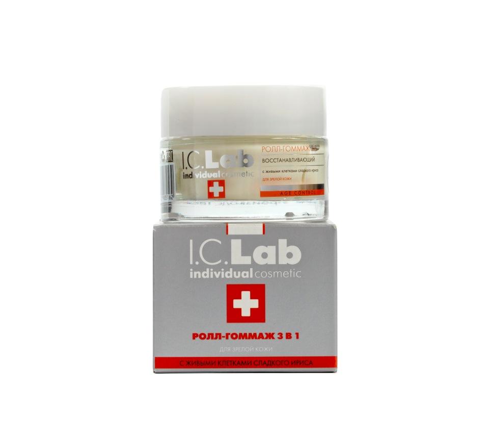 Ролл-гоммаж 3 в 1 I.C.lab Individual cosmetic
