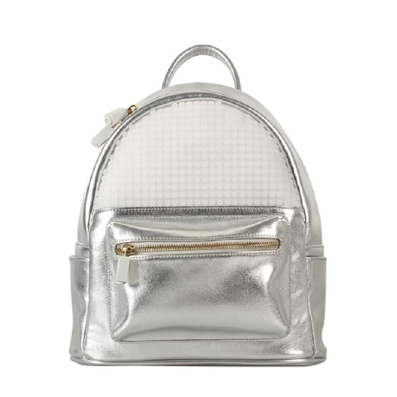 Купить Рюкзак детский Upixel Мини Poker Face Backpack WY-A020, Школьные рюкзаки для девочек