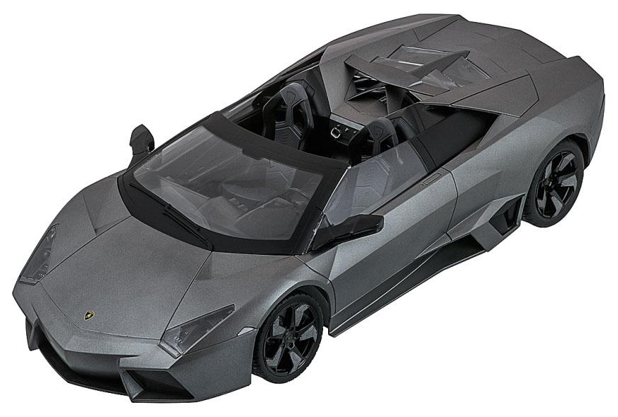 Радиоуправляемая машинка Meizhi Lamborghini Reventon Серый