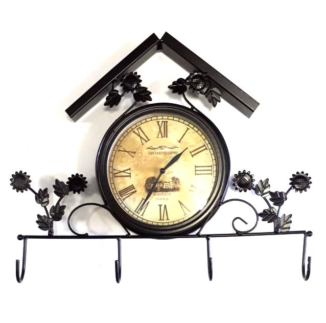 Часы Репка садовые двусторонние 20180014-20