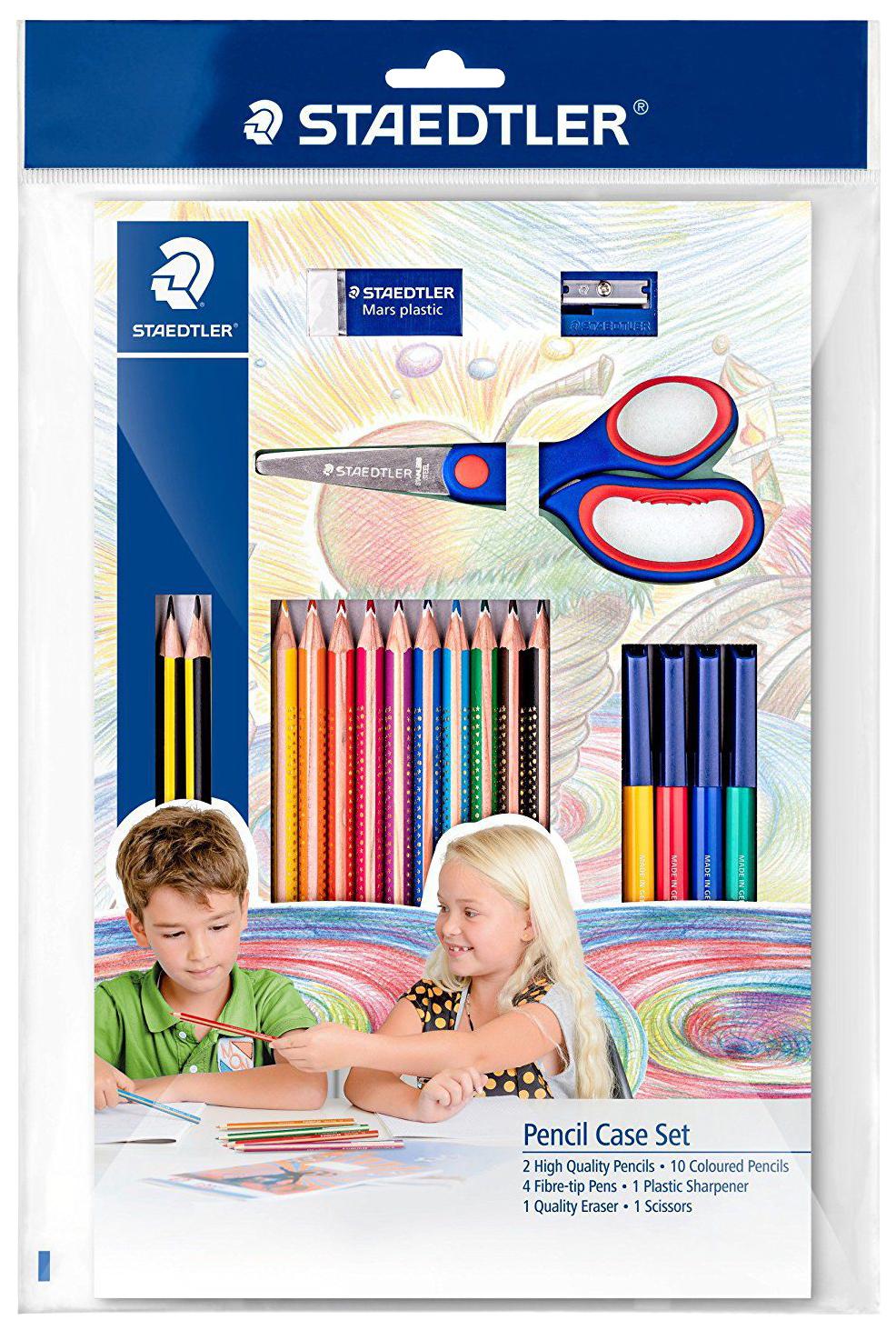Набор для рисования STAEDTLER Pencil Case