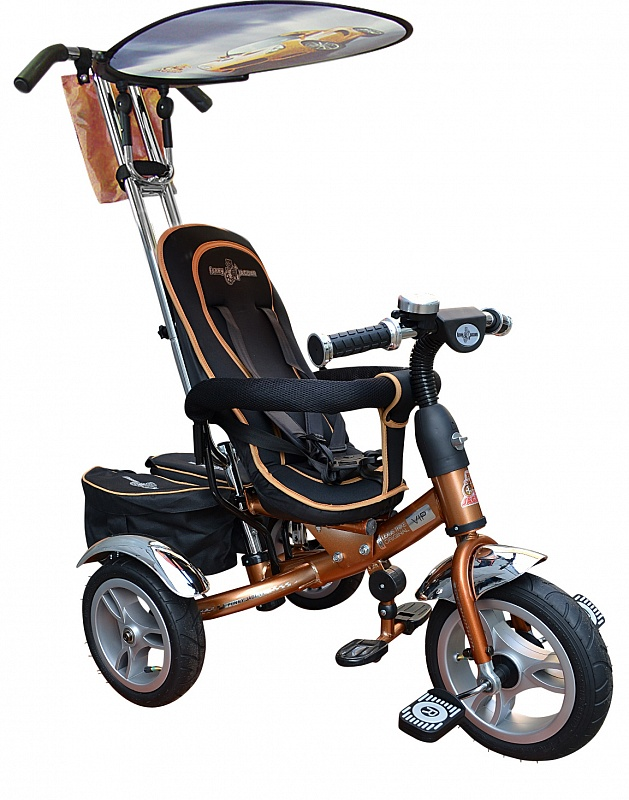 Велосипед детский Lexus Trike Vip MS-0561 бронзовый