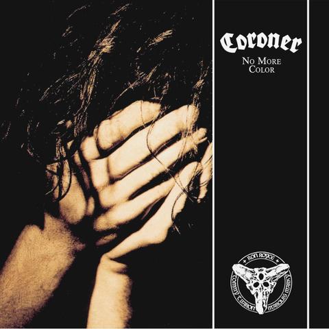 Виниловая пластинка Coroner No More Color (LP) фото