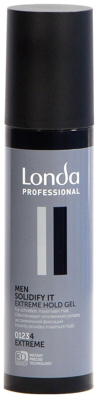 Гель для укладки Londa Professional Men Solidify
