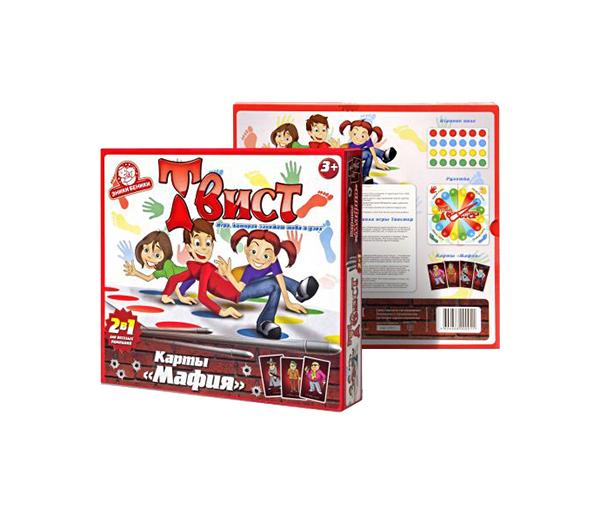 Татой Игра твист карты мафия Татой 10011