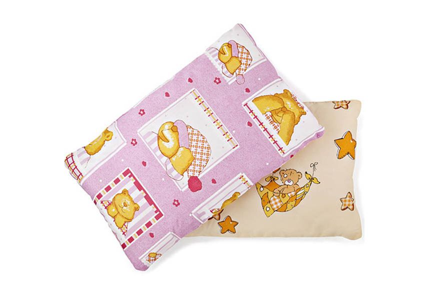 Подушка детская Осьминожка К11 40x60, в ассортименте фото