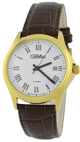 Наручные механические часы Слава Традиция 1169323/300-2414