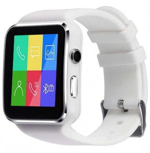 Часы CARCAM Smart Watch X6 White