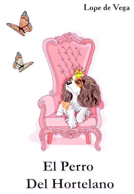 Собака на Сене. пьеса на Испанском Языке