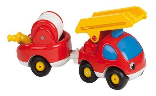 Пожарный мини-грузовик+прицеп Smoby фото