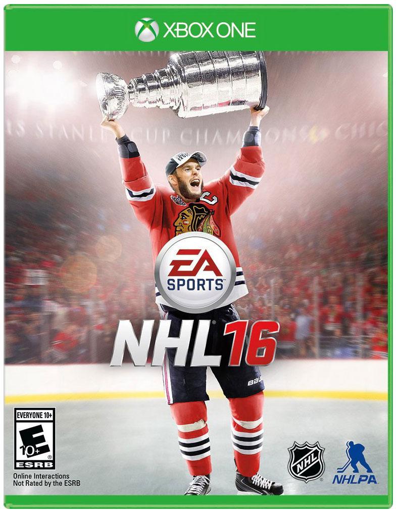 Игра NHL 16 для Xbox One