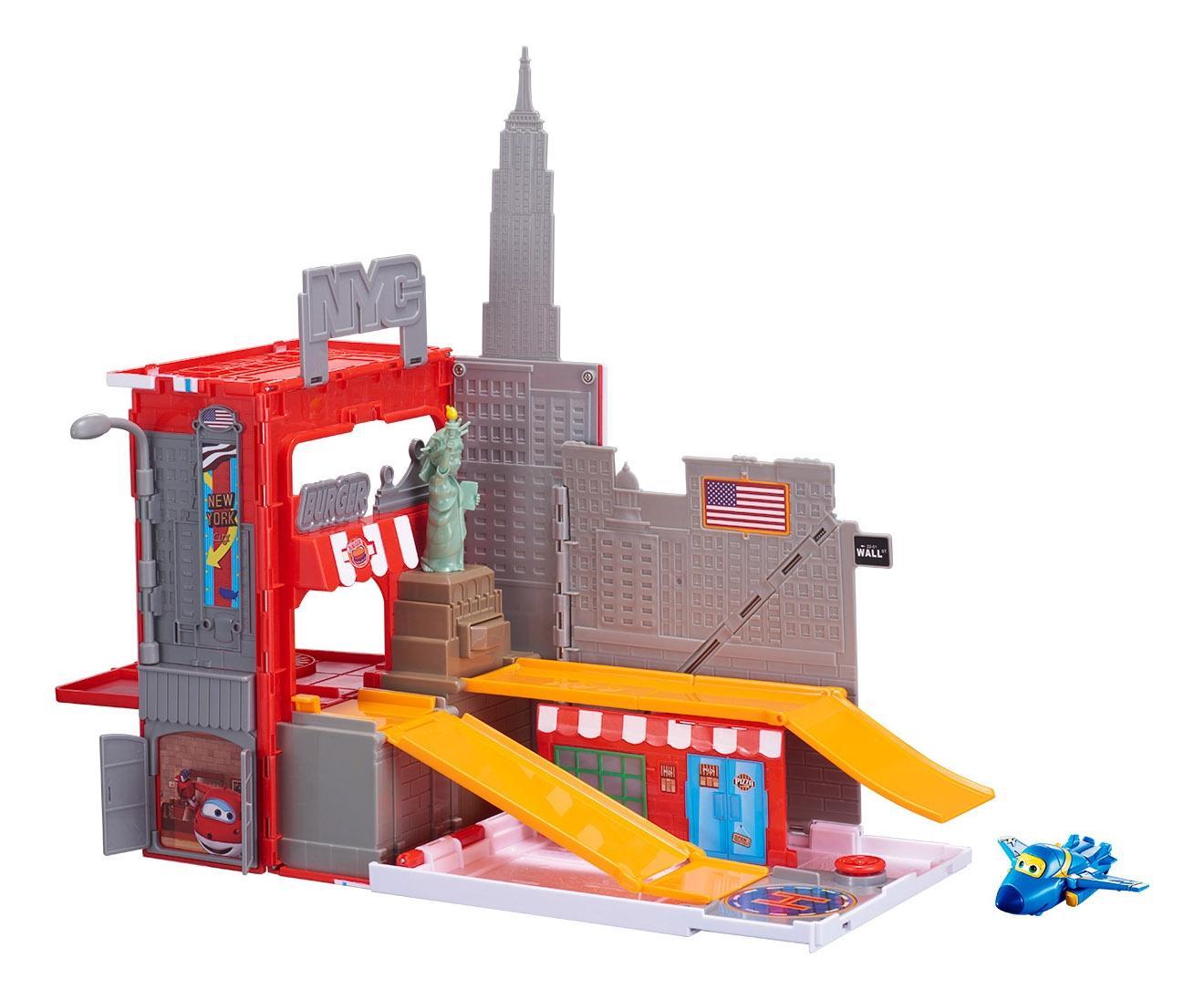 Купить Игровой набор джером в нью-йорке, Super Wings, Игровые наборы
