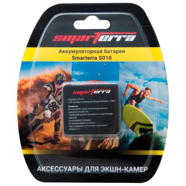 Аккумулятор для экшн камеры Smarterra S010