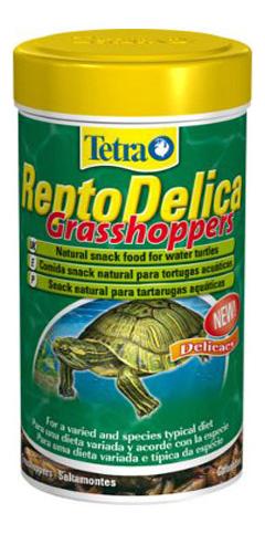 Корм для рептилий Tetra ReptoDelica лакомство