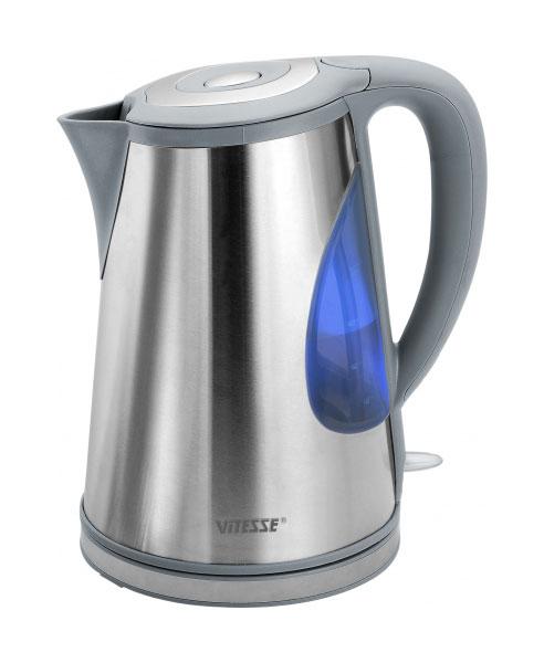 Чайник электрический Vitesse VS 110 Silver
