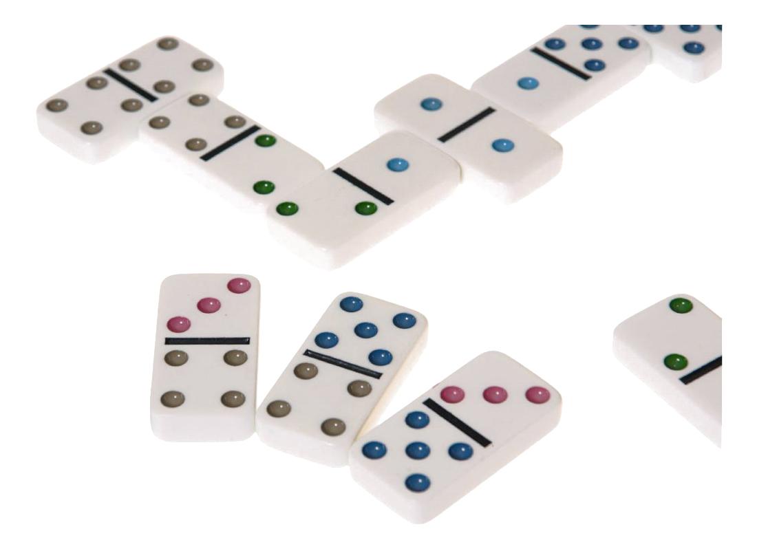 Купить Семейная настольная игра TACTIC Домино, Tactic Games, Семейные настольные игры