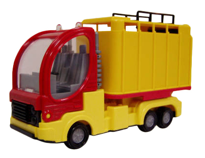Купить Машинка пластиковая Форма Дальнобойщик, Игрушечные машинки