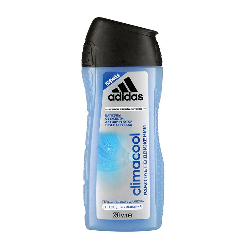Купить Гель для душа ADIDAS Climacool 250 мл для мужчин