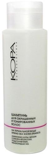 Купить Шампунь КОРА Для окрашенных и тонированных волос 400 мл, KORA