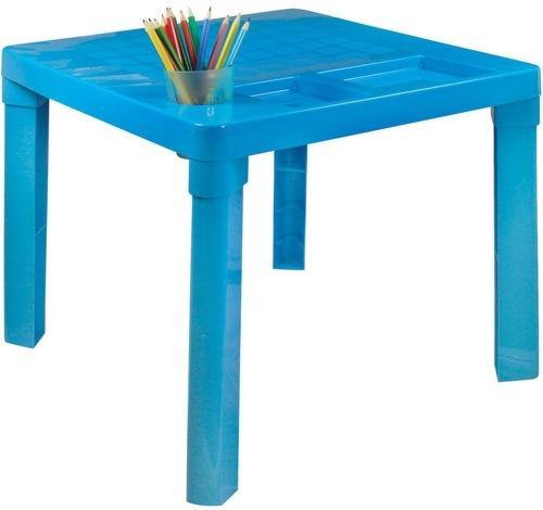 Купить Стол детский HITT Голубой (М1228), Детские столики