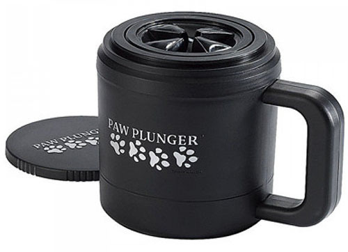 Лапомойка PAW PLUNGER PAW170 средняя черная