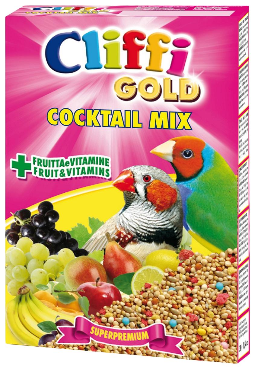 Подкормка Cliffi для экзотических птиц 300