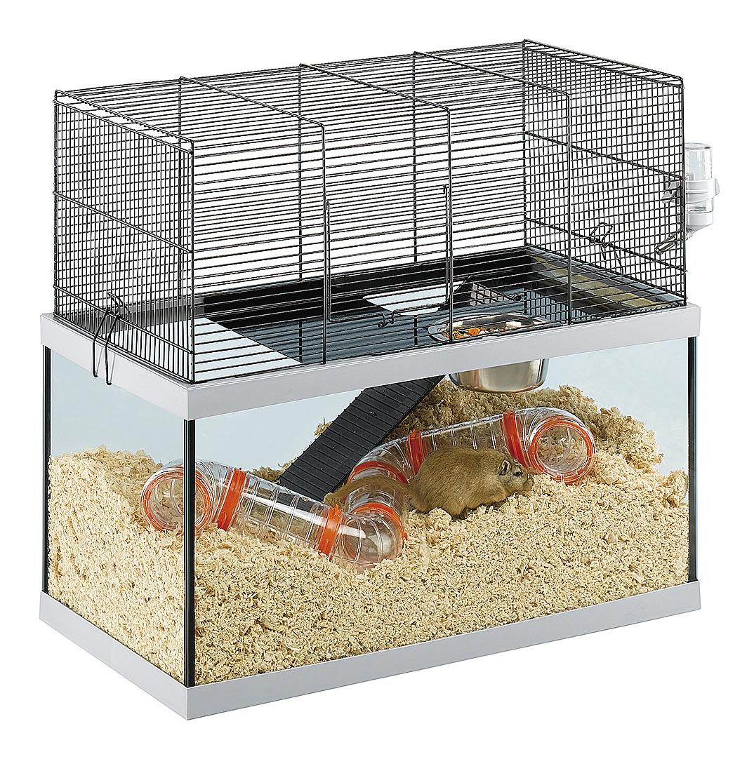 Клетка для мышей, хомяков Ferplast 52х31.5х60см фото