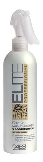 АВЗ Спрей-кондиционер Elite Professional для облегчения расчесывания шерсти, 270 мл