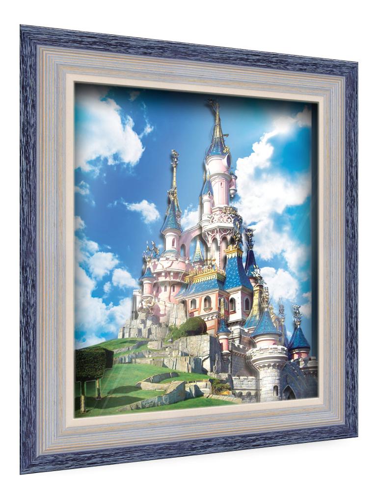 Аппликация из картона Vizzle Сказочный замок