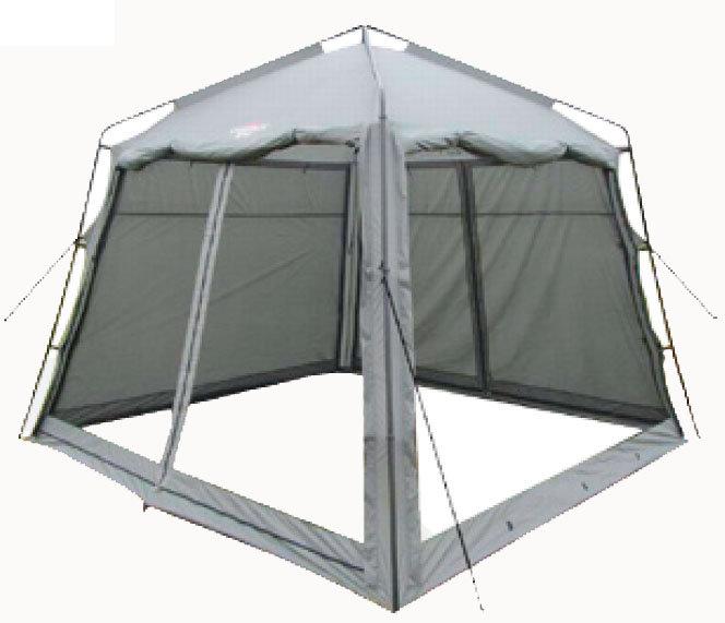 Тент Campack-Tent G-3501W 37651 серый