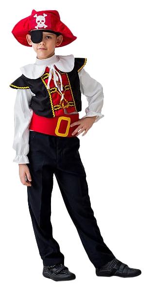 Карнавальный костюм Бока Пират 1414 рост