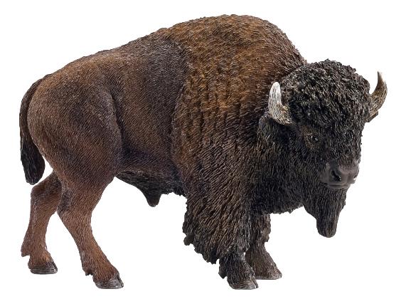 Купить Фигурка Американский бизон Schleich Wild Life 14714, Фигурки животных