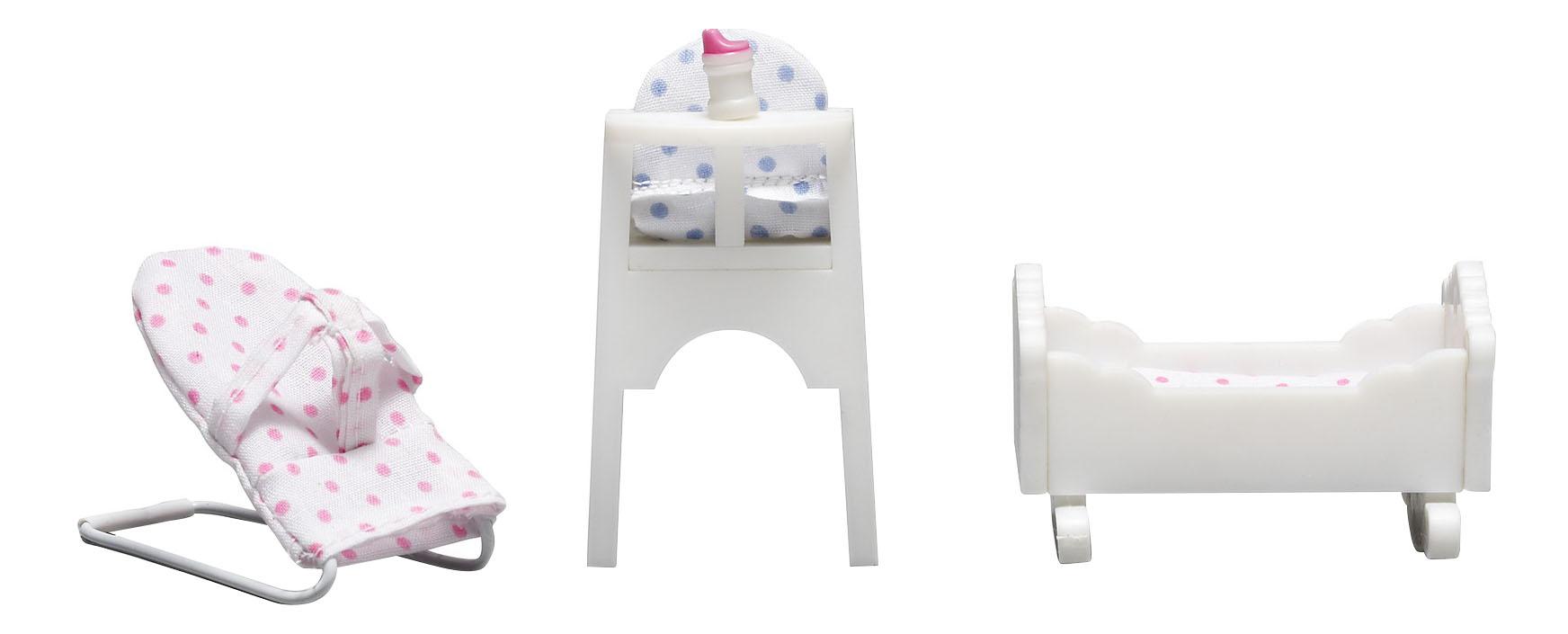 Купить Детская для малыша LB_60208600 для домиков Lundby, Аксессуары для кукол