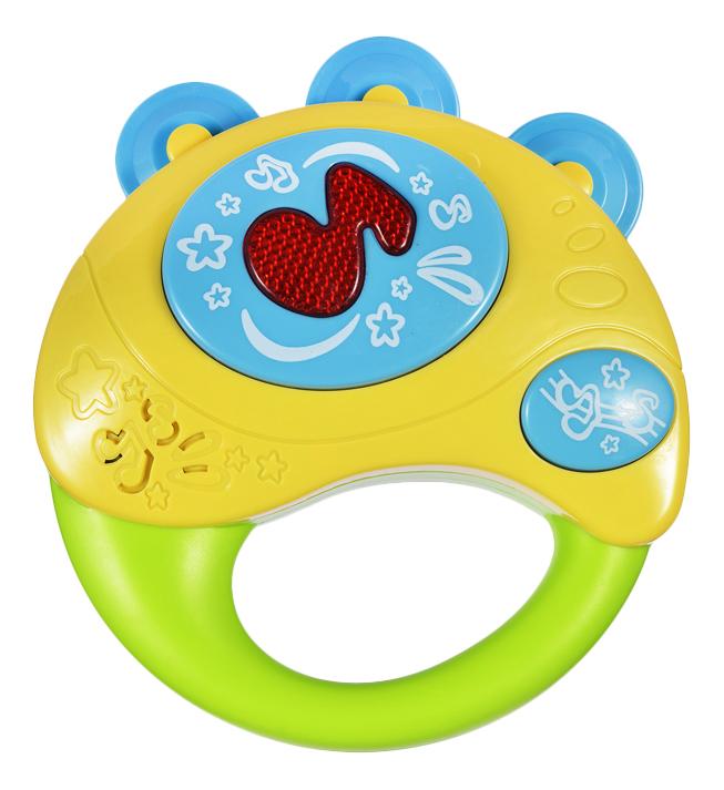 Музыкальная игрушка Жирафики Бубен фото