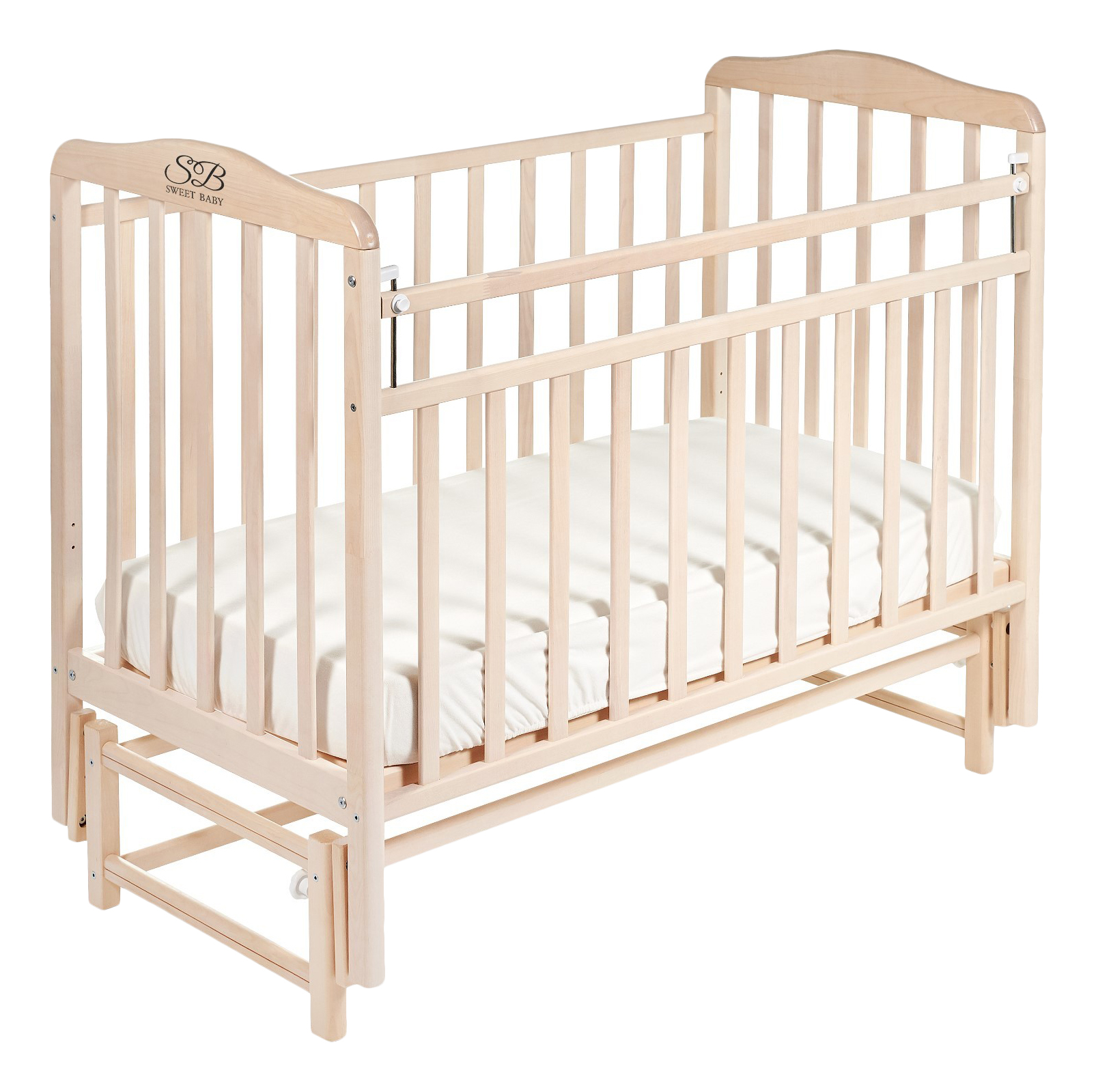 Кровать Sweet Baby Flavio Nuvola Bianca белое облако фото