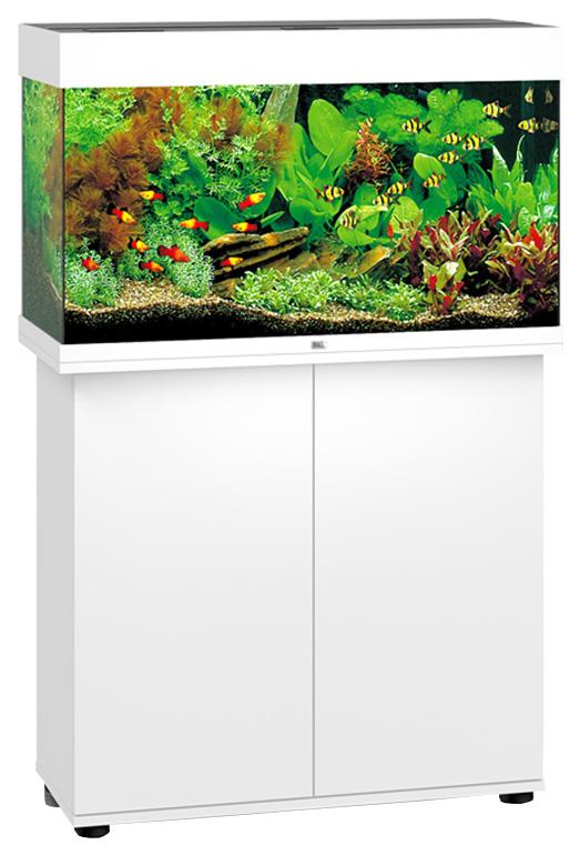 Аквариум для рыб Juwel Rio 125, белый,