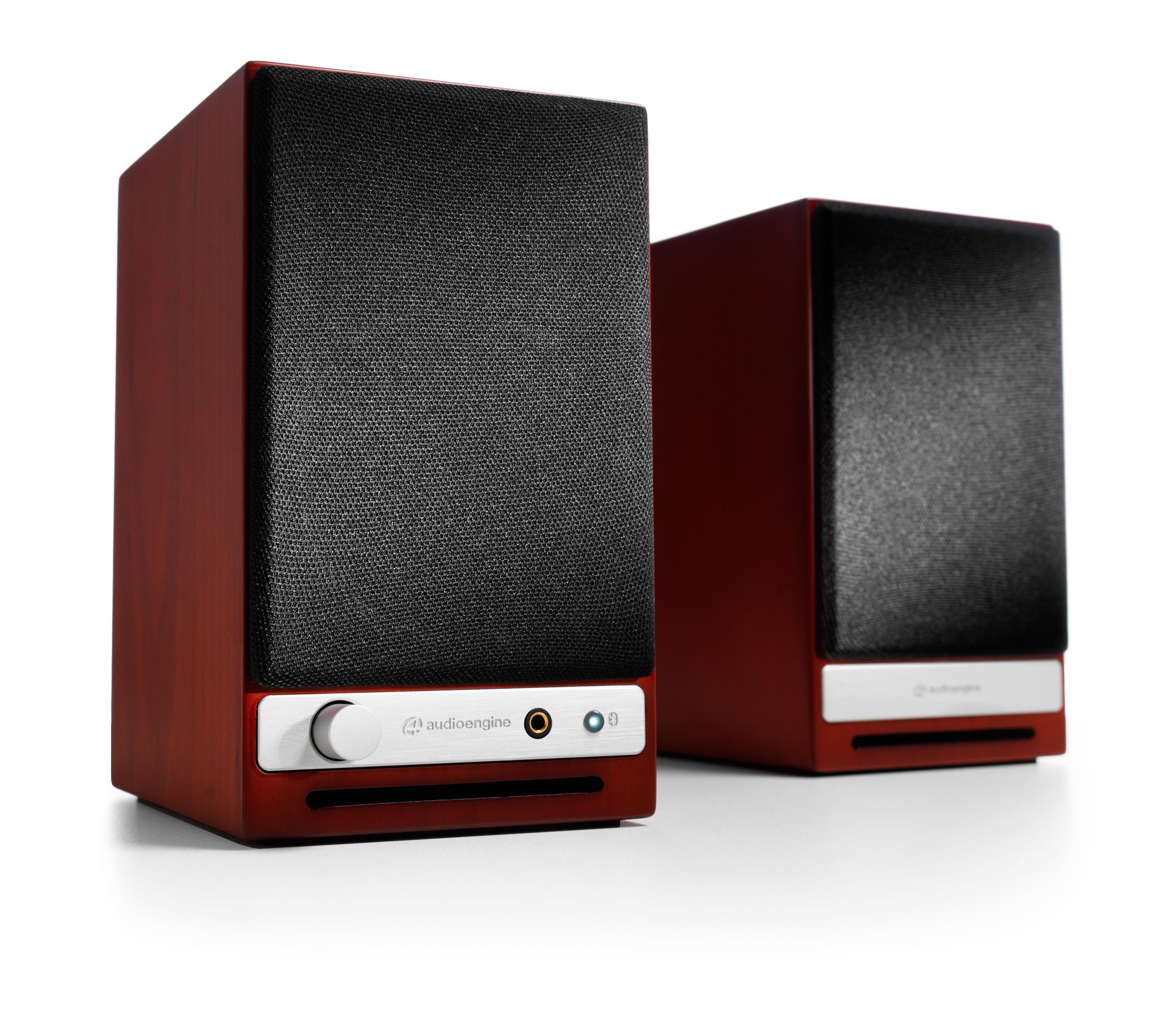 Audioengine HD3 Cherry Активная беспроводная акустическая система