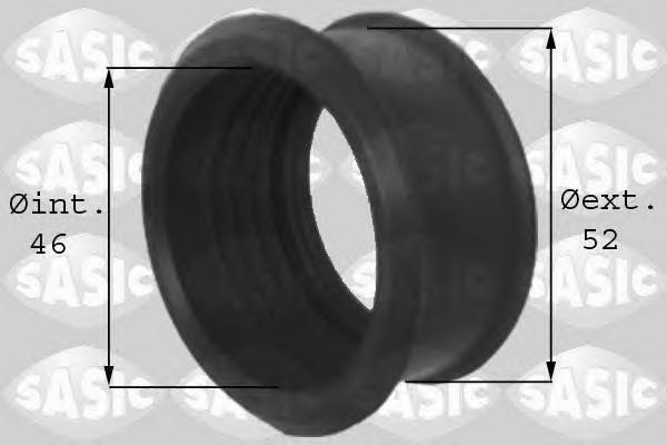 Патрубок воздушного фильтра Sasic 3330009