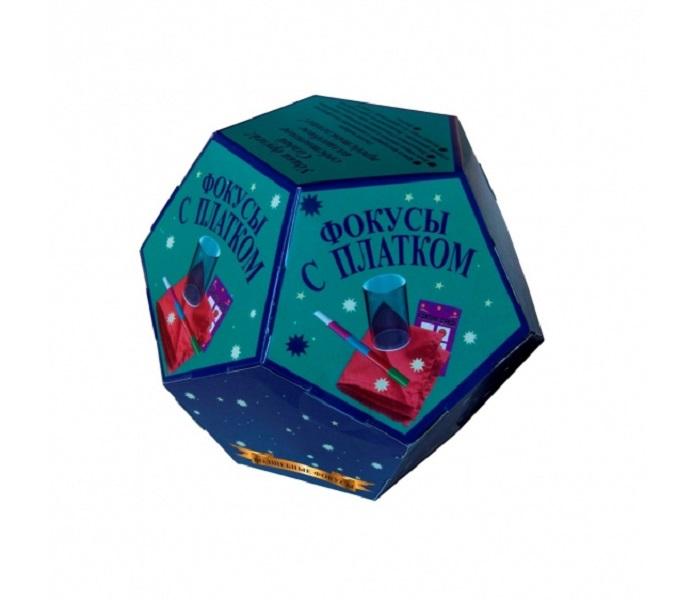 Игровой набор Волшебные фокусы Фокусы с платком
