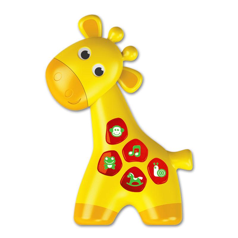 Купить Плеер для самых маленьких Азбукварик Чудо-огоньки Жирафик, Детские гаджеты