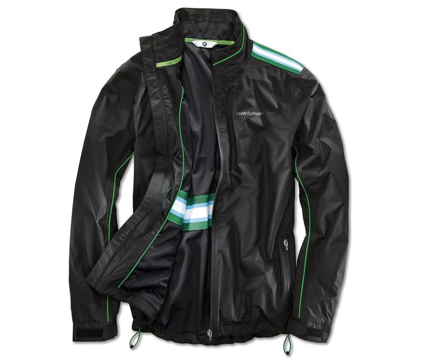 Мужская куртка BMW 80142285742 Black/Green