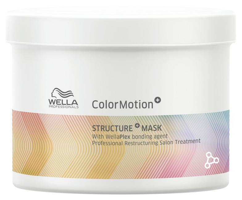 Маска для волос Wella Professionals Color Motion Structure+ Mask 500 мл